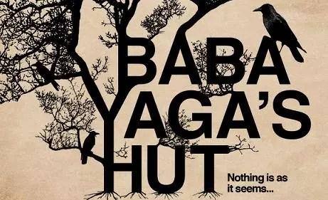 A poster for Baba Yaga's Hut