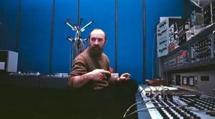 A picture of Bernard ParmegianiA picture of Parmegiani