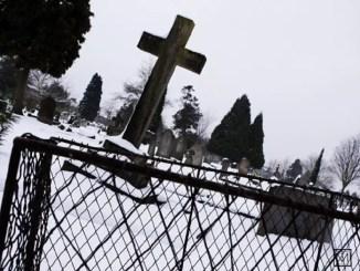 Graveyard by Carl Batson