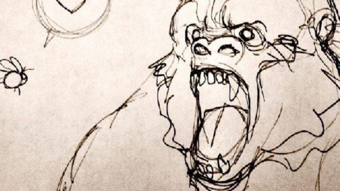 Kong by Dan Booth