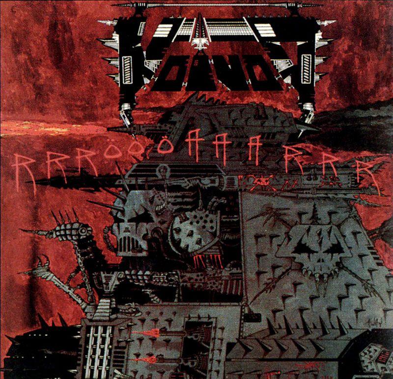 Vovoid album art