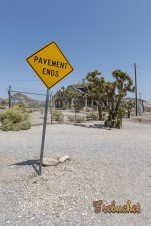 Desert or deserted? Chasing ghosts in the USA