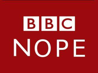 BBC News? More like BBC Nope.