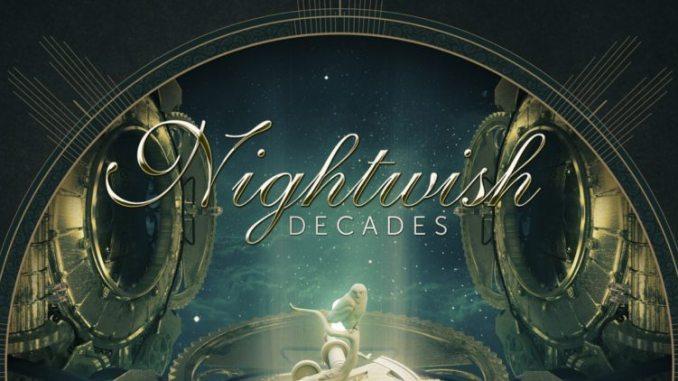Six compilation albums wasn't enough - Nightwish - Trebuchet
