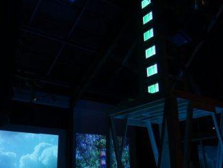 James Alec Hardy's monumental installation