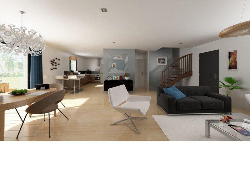 maison neuve terrain de 6 pieces avec 4 chambres de 1100 m a pontivy 56300 229 842