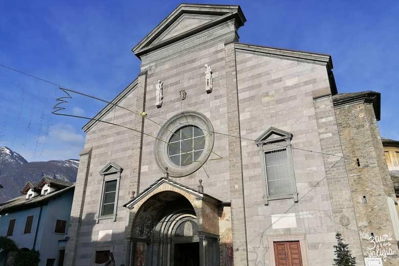 Chiesa dei Santi a Domodossola