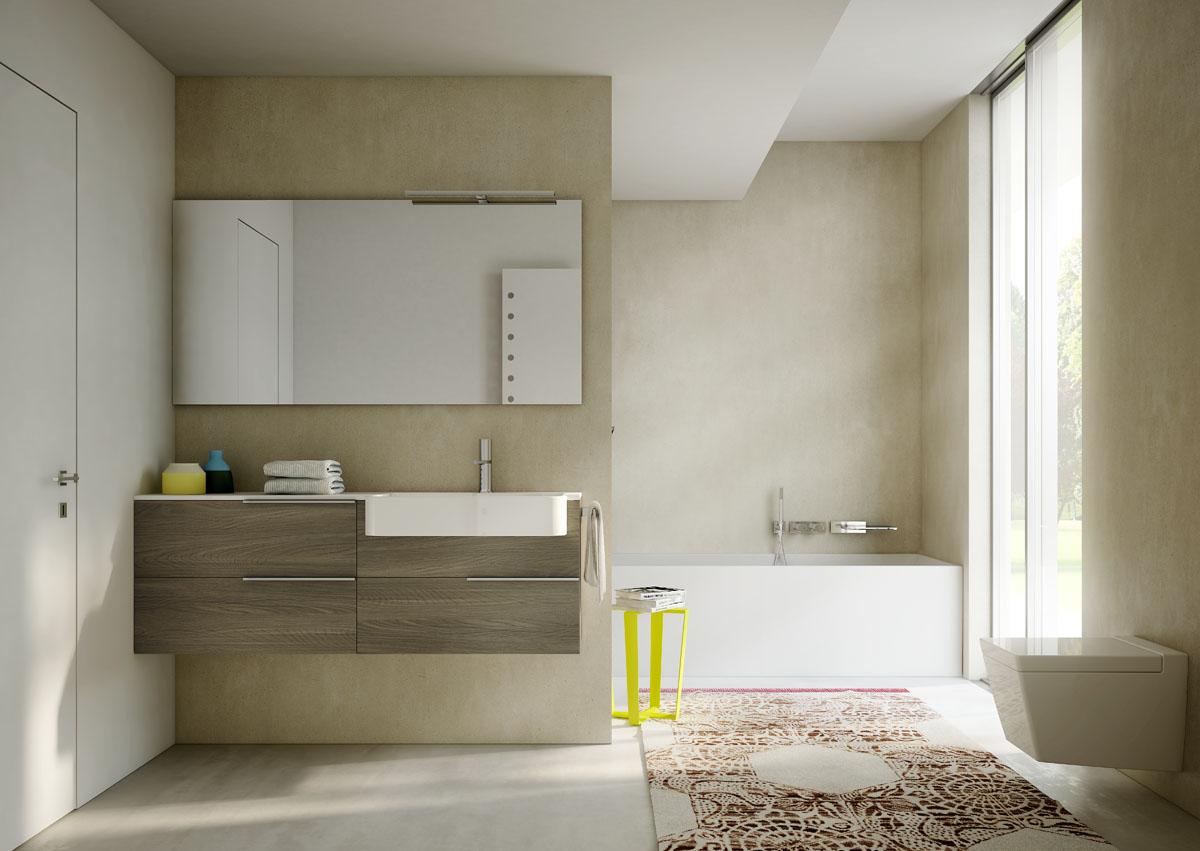 3D arredo bagno per catalogo Idea Group  FINAL Immagini