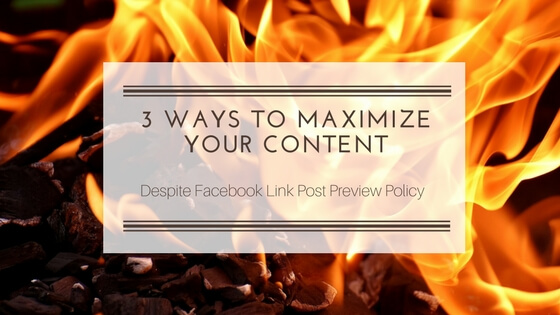 3 ways to maximize your content