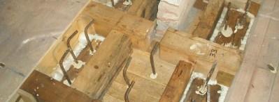 Consolidamento Solai in legno