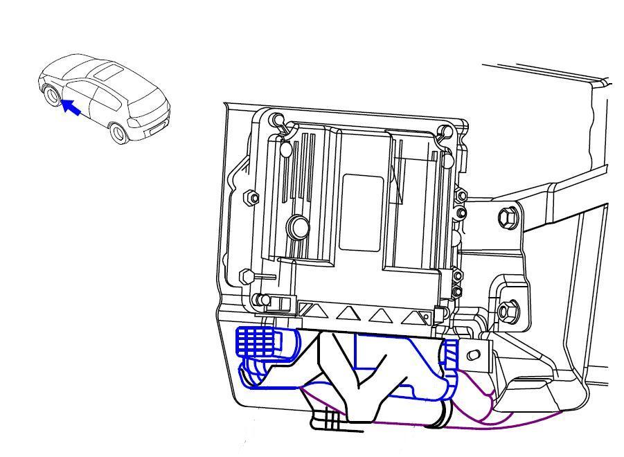 Schema Elettrico Sensori Di Parcheggio Anteriori: Cicalino