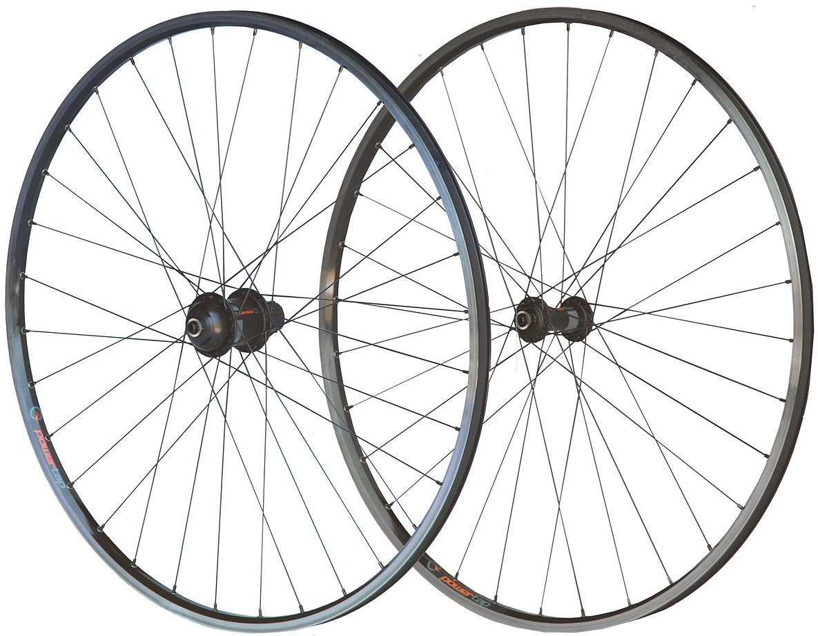 Buy PowerTap G3 Alloy Clincher Wheelset at Tredz Bikes. £