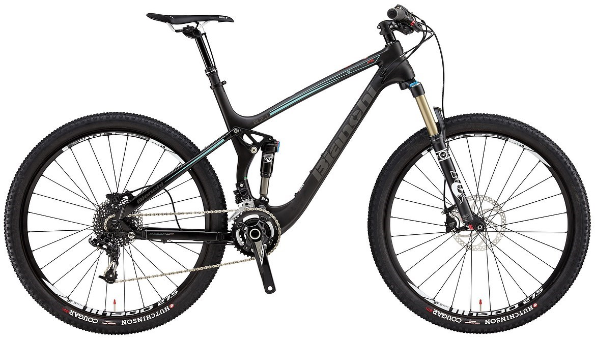 Buy Bianchi Ethanol 27.1 FS Trail Mountain Bike 2015