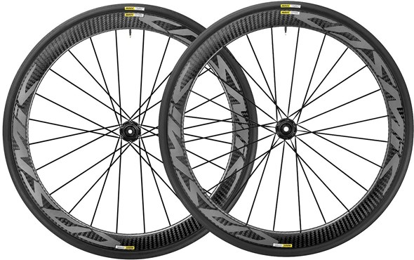 Buy Mavic Cosmic Pro Carbon Disc CL Road Wheels 2017 at