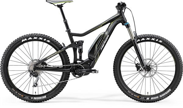 Buy Merida eONE-Twenty 500 MTB Full Suspension 2017