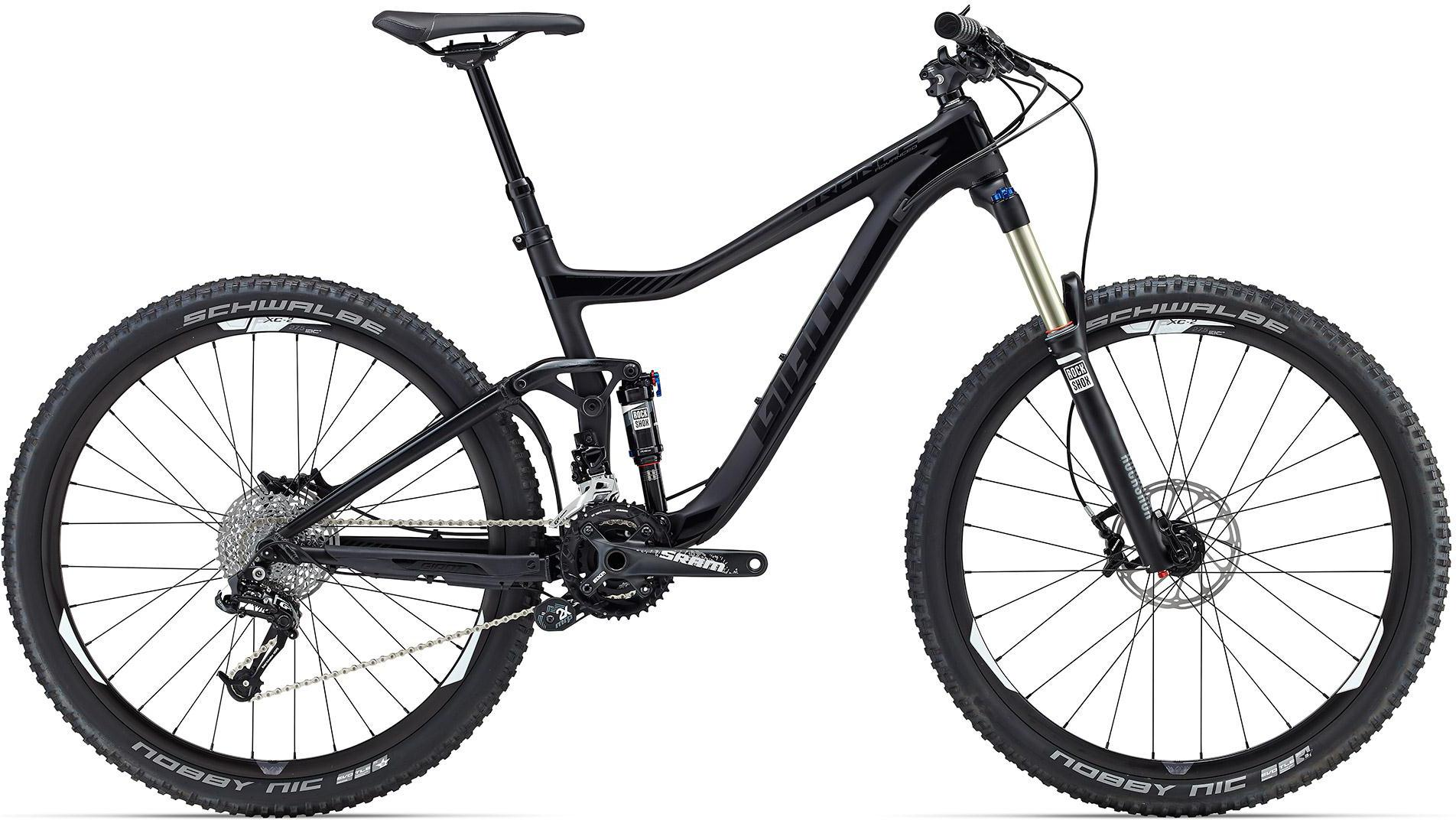 Giant 2016 Trance Advanced 27.5 2 in Tree Fort Bikes All