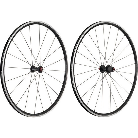 FSA Vision Team 25 Wheelset, 11-Speed 700c in Tree Fort