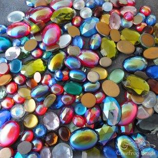 Vintage Glass Jewels