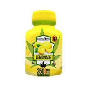 Cannabomb – Lemonade 250mg Cannabis Infused