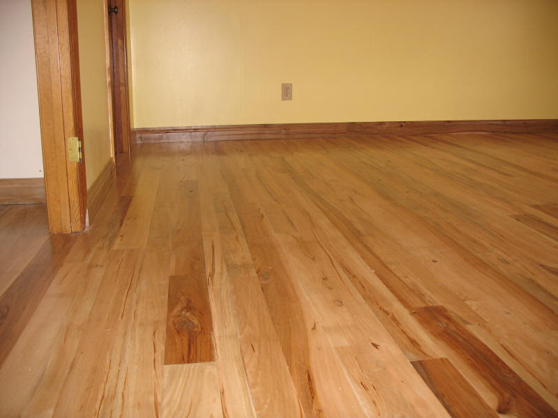 TreeHugger Forestry  Beautiful Tongue Groove Flooring in Winston Salem NC