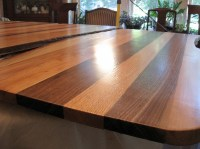 Cute Ideas and Pictures Of Mixed Plank Width Wood Flooring ...