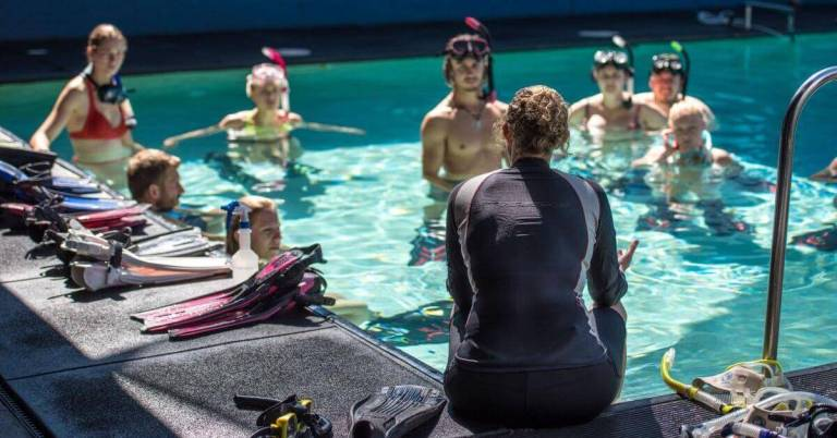Pro Dive Cairns Learn to Dive course - 5 day 2 night PADI open water certification