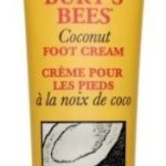 Burt's Bees – Foot Cream with Vitamin E Coconut, .75 oz travel size – mini