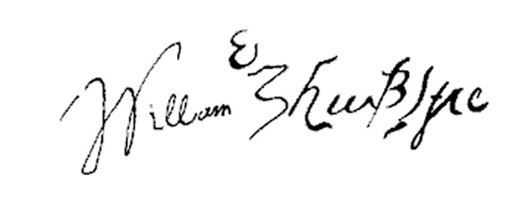 Billy Shakes' Homepage
