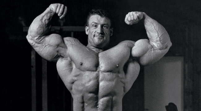 Dorian Yates – The Age of Intensity