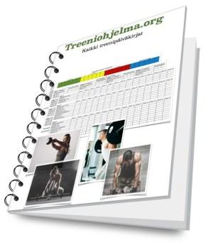 Lataa treeniohjelma.org:n treeniohjelmien kaikki treenipäiväkirjat tulostettavassa muodossa tästä.