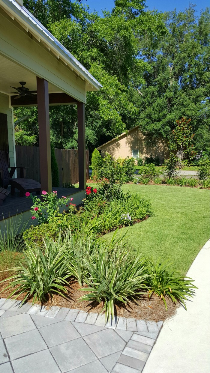 gulf shores, al landscaping