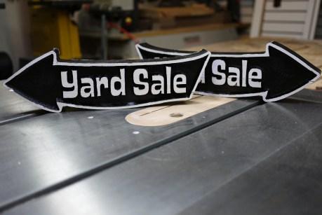 Yard sale - in shop 033