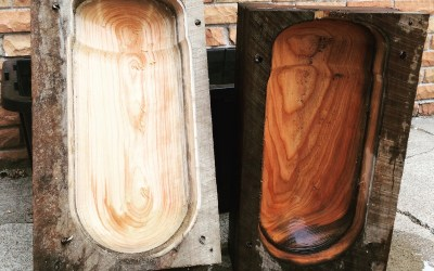 Molds for Glassblowing