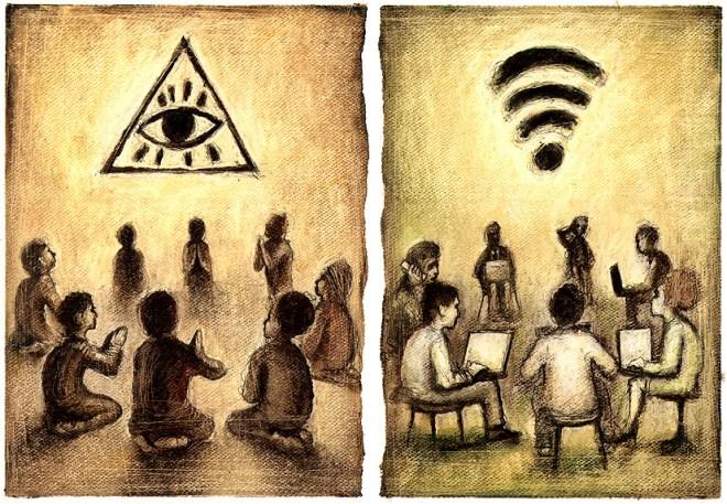 Wi-Fi как религия