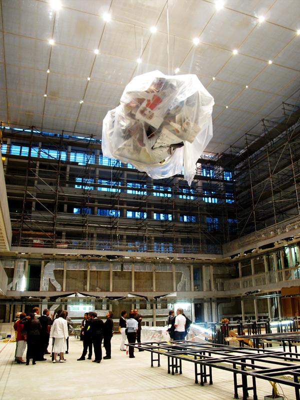 Staatsbibliothek Haus 1 - Lesesaal / 08.06.2011