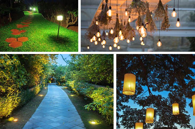 landscaping lighting ideas