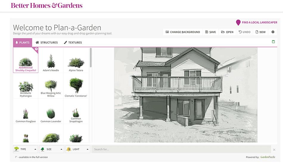 free landscape design software tools