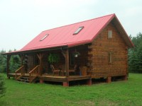 Small Log Cabin Homes Interior Small Log Cabin Home House ...