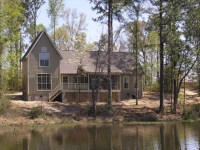 Lakefront Narrow Lot Floor Plans Lakefront Home Floor ...