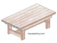 Simple Coffee Table Design Plans Coffee Table Design Plans ...