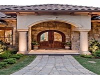 Spanish Style Home Interiors Spanish Style Homes with ...