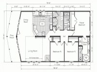 Small Mountain Cabin Floor Plans Best Flooring for a Cabin ...