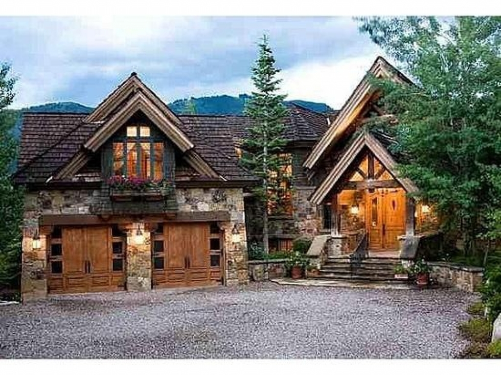 Mountain Style House Plans