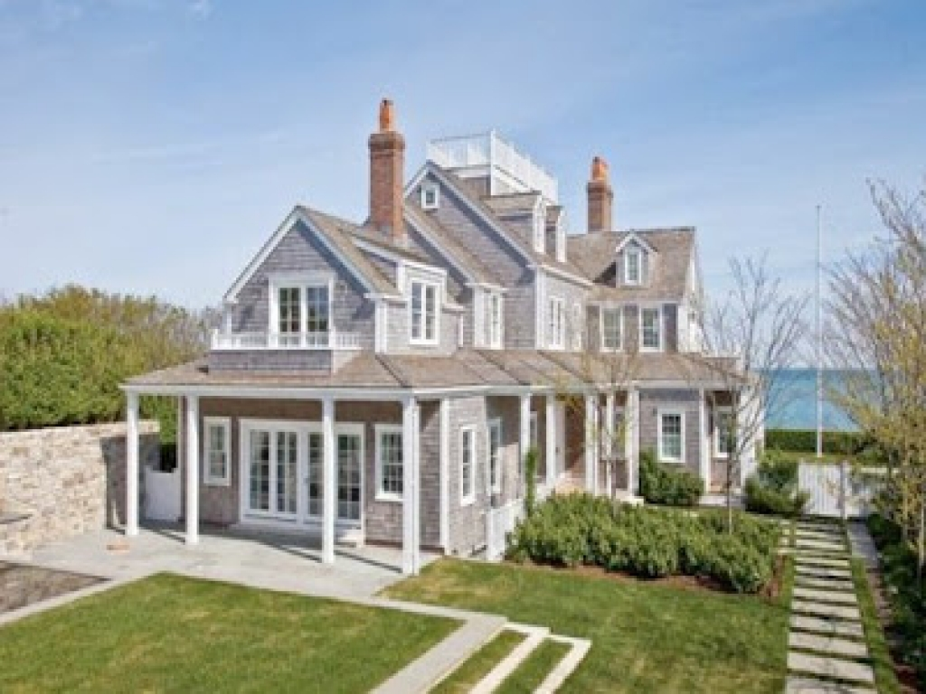 Nantucket Shingle Style House Plans Nantucket Shingle