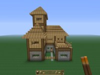 Minecraft Houses On Survival Easy Minecraft Houses ...
