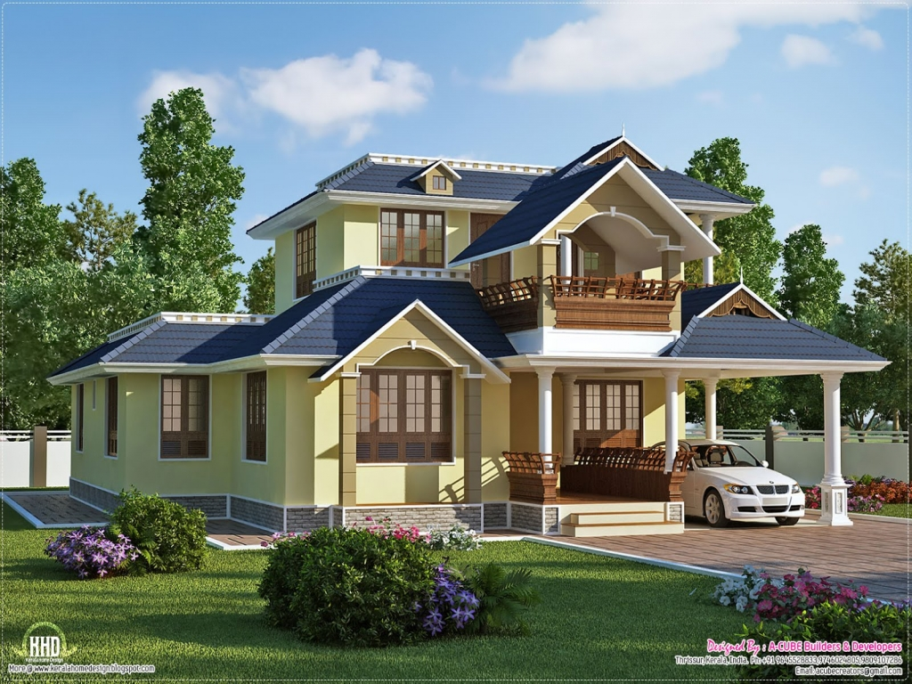 Modern Tropical House Design House Roof Designs ...