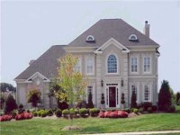 Georgian Style House French Colonial Homes House Plans