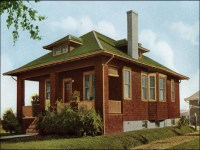 Hip Roof Bungalow House Plans with Porches Hip Roof ...