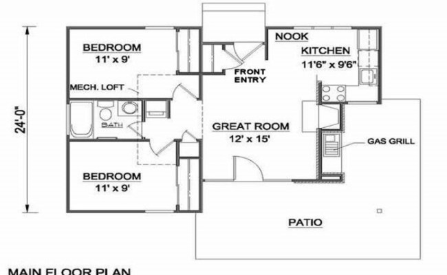 700 Sq Ft Modular Homes 700 Sq Ft House Plans Floor Plans