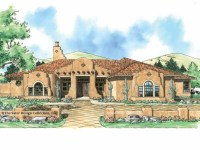 Spanish Mission House Plans Spanish Mission Style House ...